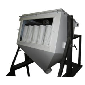 Batcher Vent Shaker System